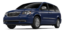 Chrysler Town and COuntry Van Ro-lin Rentals